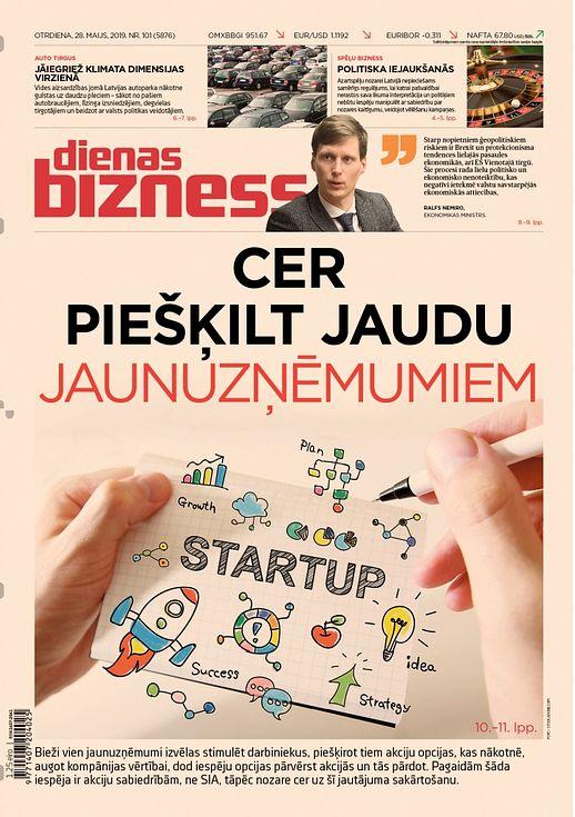 Uzņēmēji pieprasa sakārtot akciju opciju piešķiršanu darbiniekiem Latvijā :: Dienas Bizness
