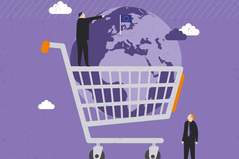 jaunumi starptautiskajā tirdzniecībā)