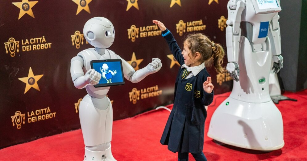 pats izveidojot tirdzniecības robotu)