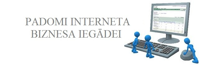interneta bizness ar ienākumiem)