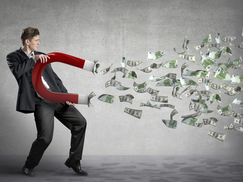 kā viegli nopelnīt daudz naudas
