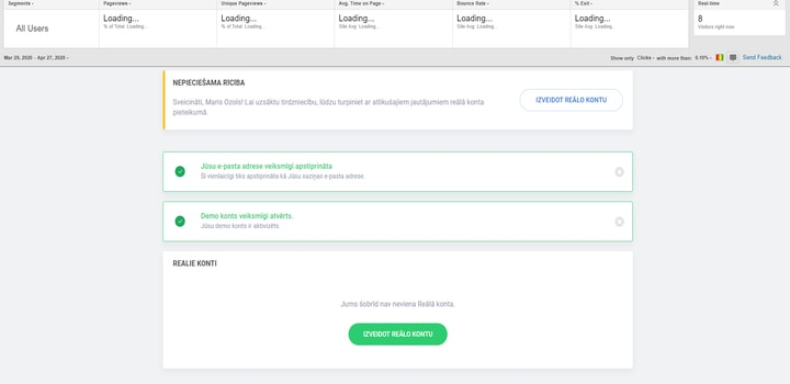 kā pārskaitīt naudu no demo konta