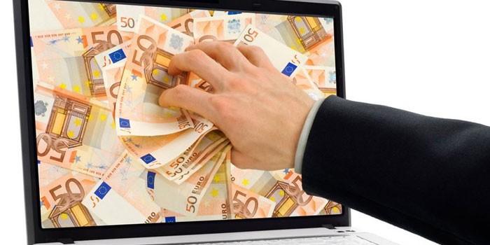 ienākumi internetā bez reāliem ieguldījumiem
