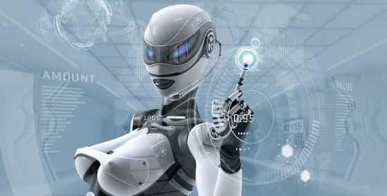 tirdzniecības robota piemērs)