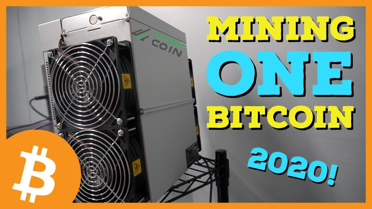 bitcoin asic miner 2020)