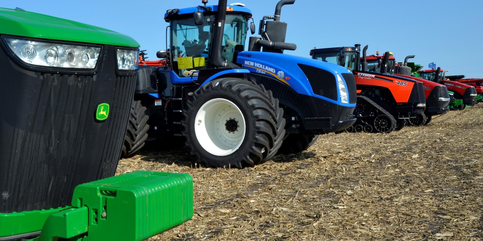 Gada otrajā pusē varētu pieaugt pieprasījums pēc lauksaimniecības tehnikas | baltumantojums.lv
