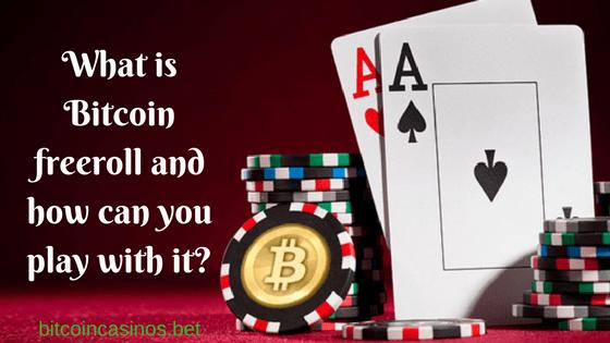 kā ieguldīt bitcoin freerolls