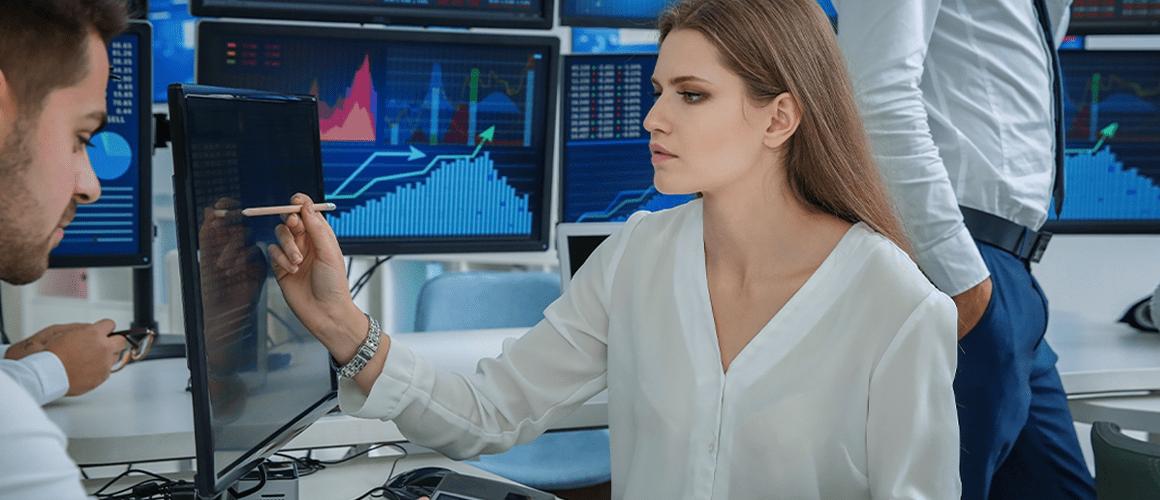 Tirdzniecība ar tendenci bināro iespējas - stratēģija | treniņš