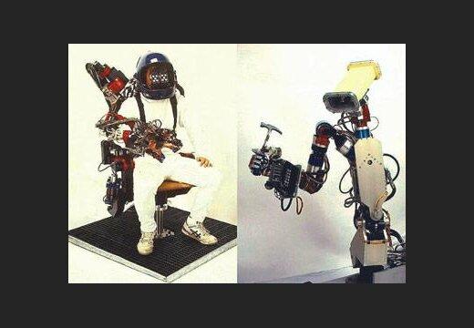 tirgo ziņas par robotu