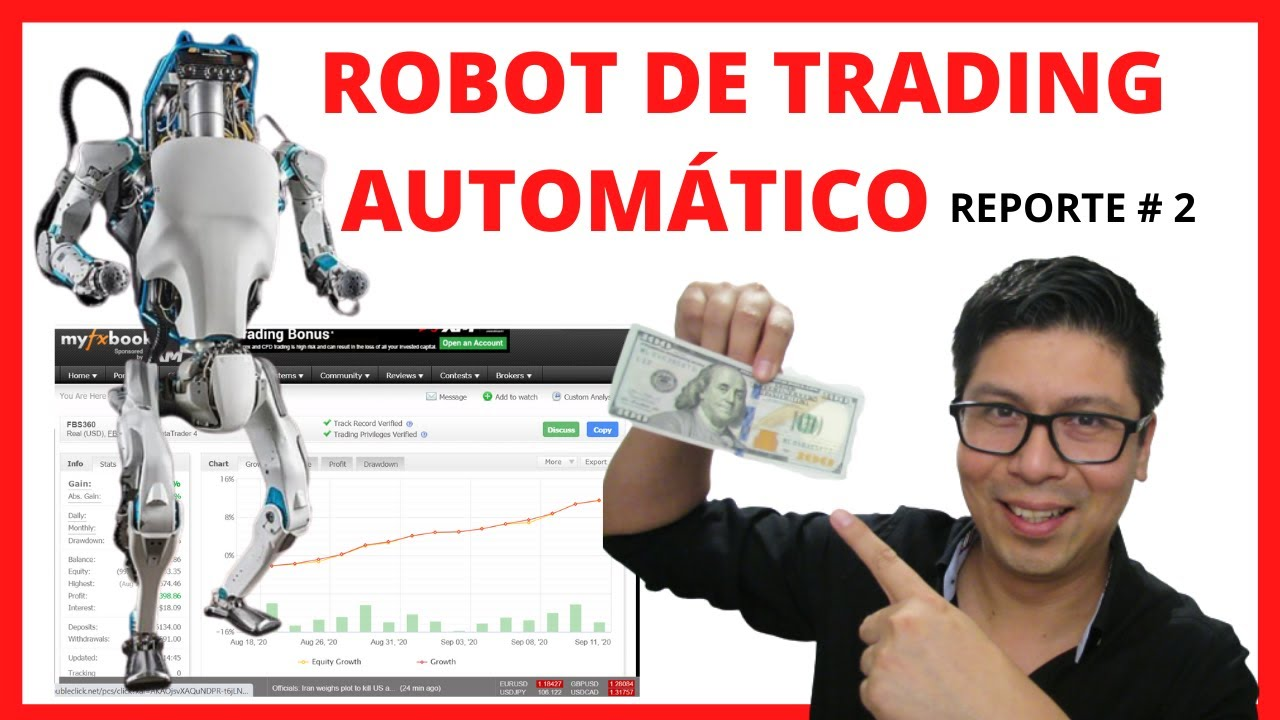 tirdzniecības robots rakstīt