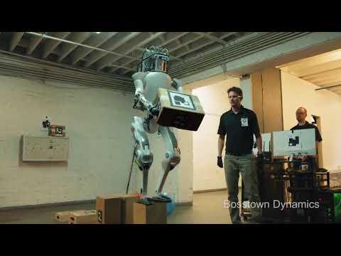 robota izmantošana tirdzniecībā