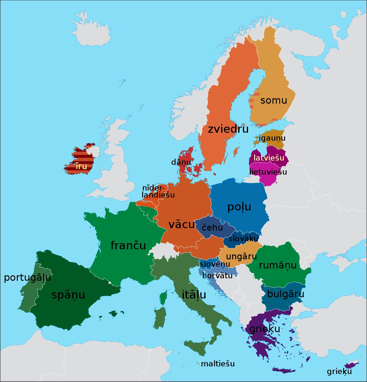 grieķu valodas iespējas)