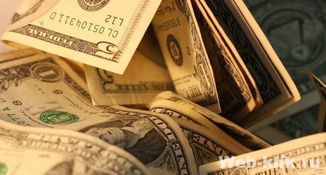 kur nopelnīt naudu dolāros