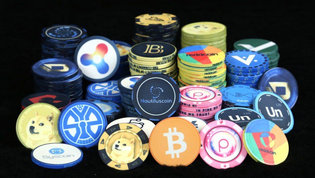 Kriptvoku valūtas maiņas kursi, Bitcoin cena dzīvo diagrammā
