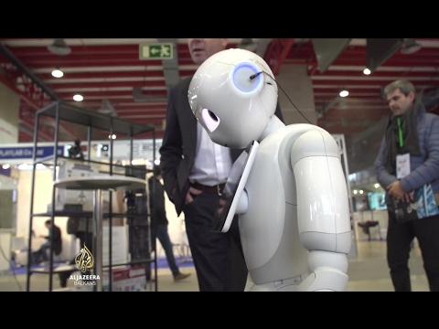 tirdzniecības robotu režģis)