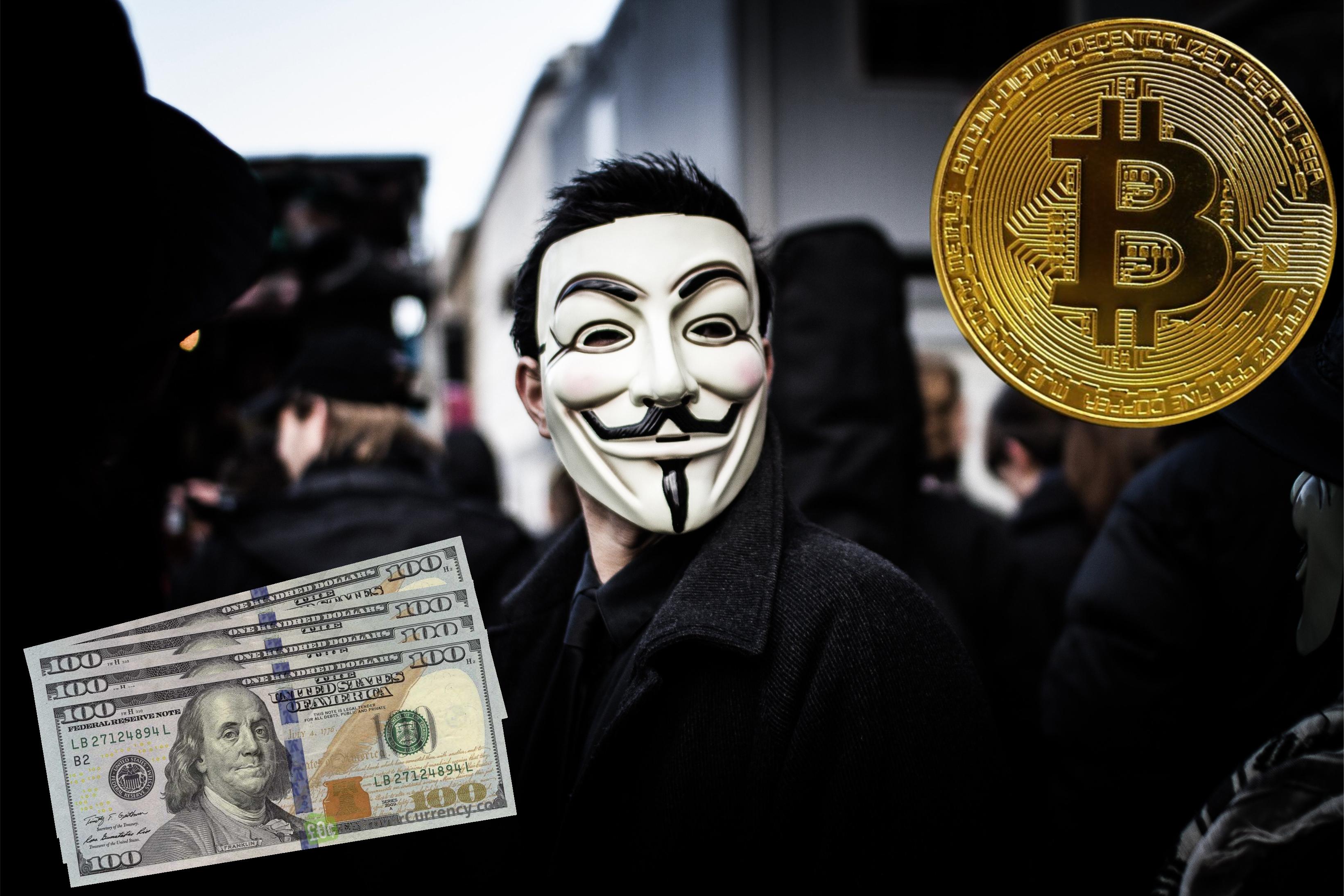 Bitcoin monētas pastāv