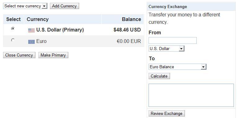 valūtas tirgotāja noteikumi