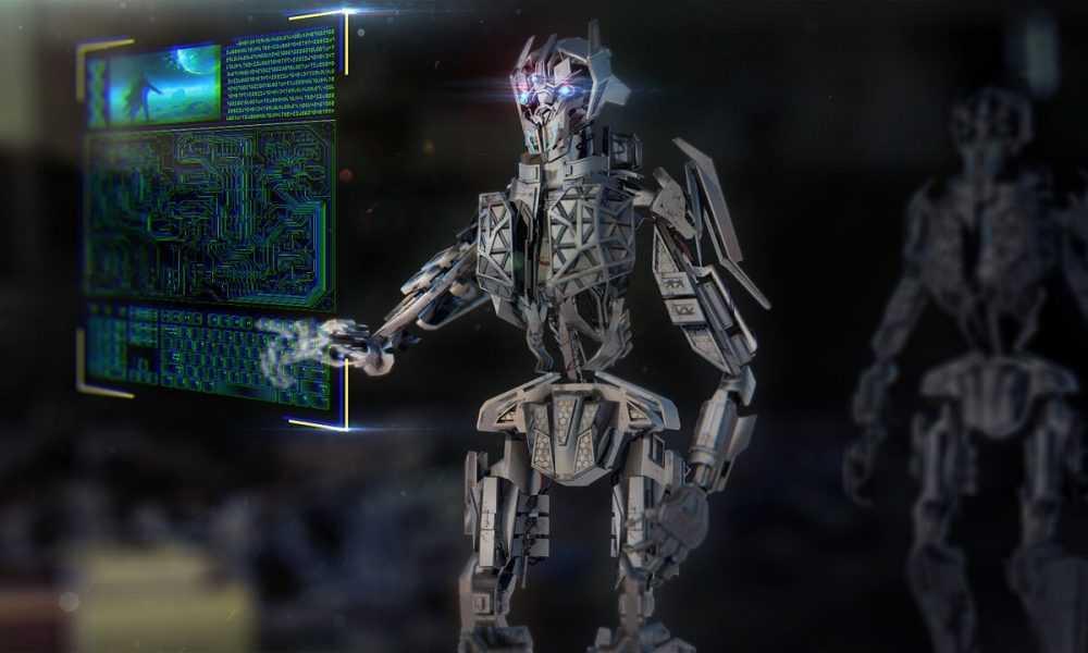 tirdzniecības robotu izstrāde pēc pasūtījuma