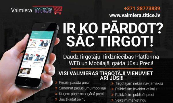 jaunumi tiešsaistes tirdzniecība)