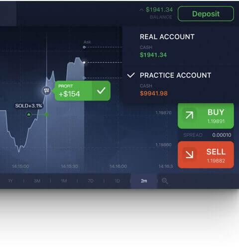 Iq option demo konts. IQ Option treideru atsauksmes Kā nopelnīt naudu?