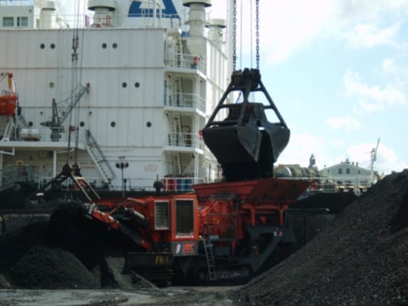 ogļu tirdzniecība