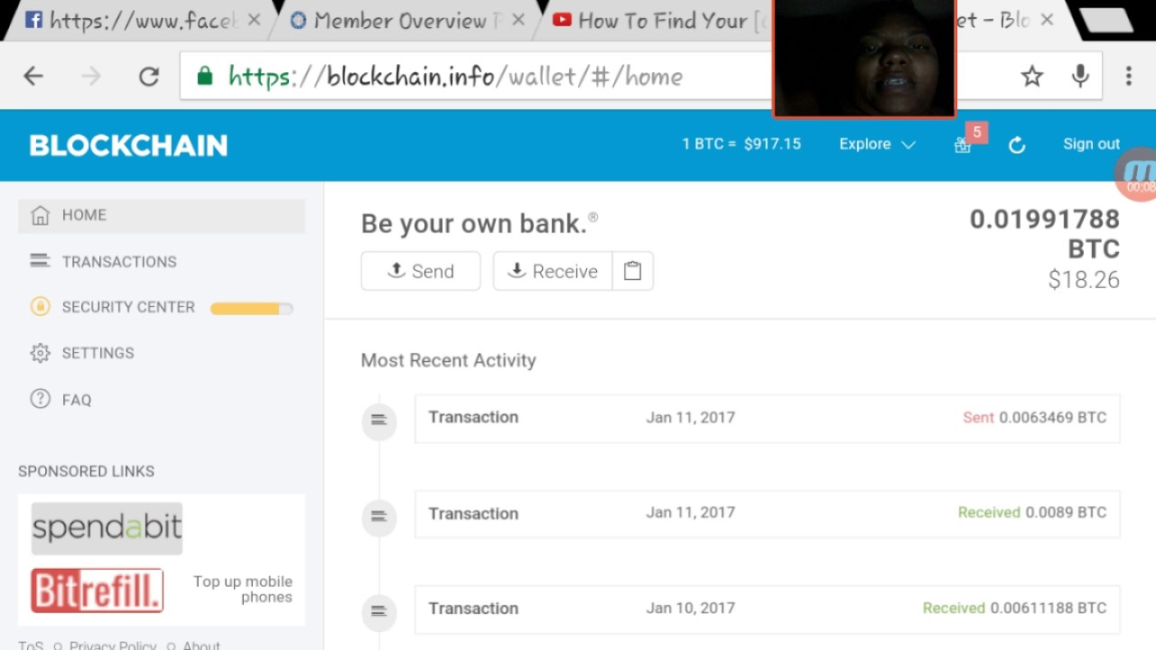 bitcoin get id