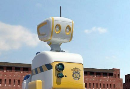 tirdzniecības federācijas robots