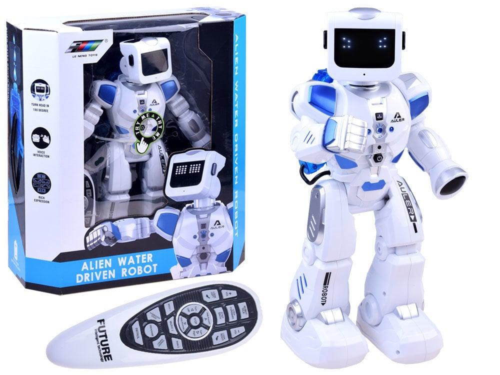 robots tirdzniecības centrā)
