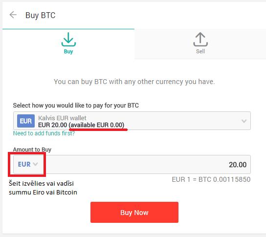 Kur iegādāties un pārdot Bitcoin - Spoki