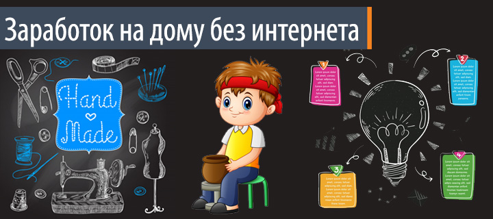 strādāt internetā bez ieguldījumiem un maksājumiem)