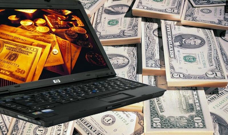 ienākumi dators pelna naudu pats