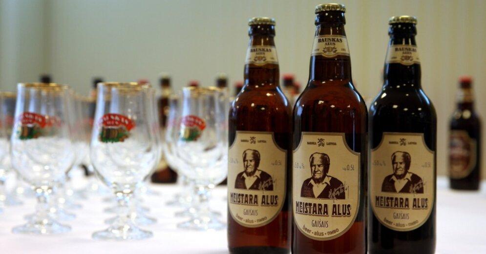 Nākamgad alus ražotāju izaicinājumi būs PET iepakojuma ierobežojumi un akcīzes kāpums | baltumantojums.lv