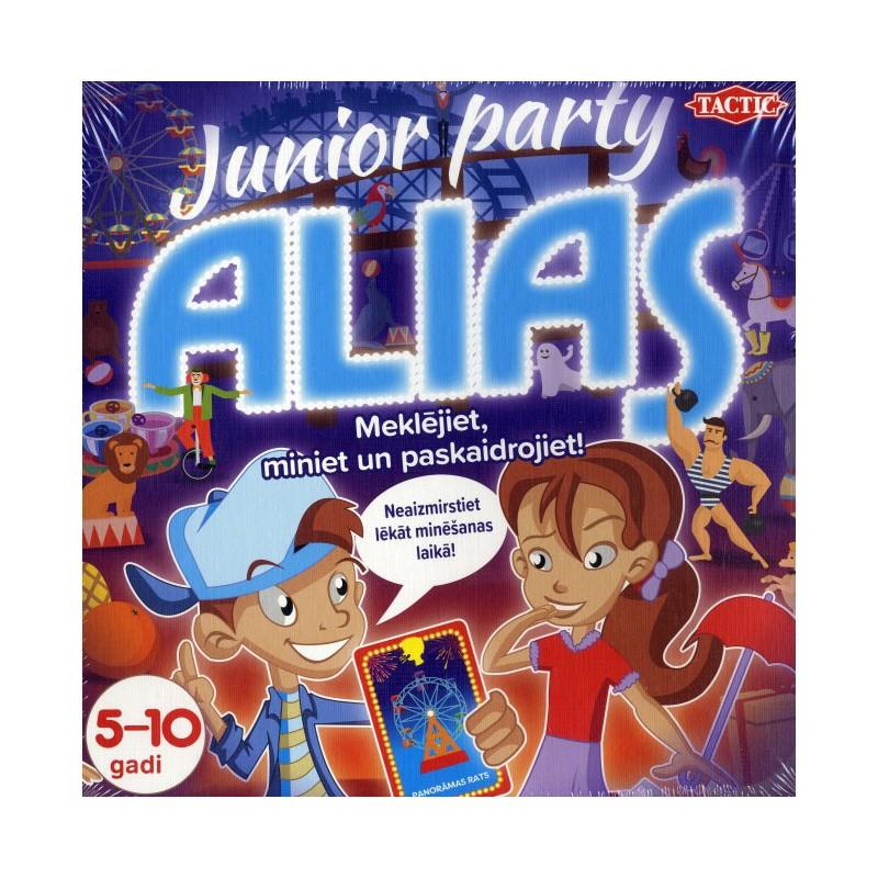 Spēle Bērnu Alias, Tactic