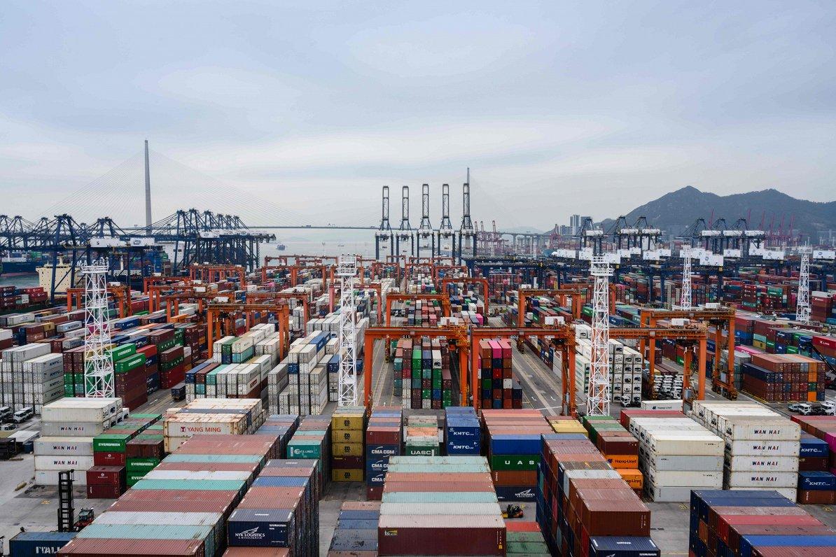 tendences pasaules tirdzniecībā