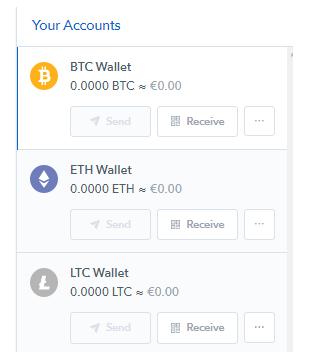 iegūt Bitcoin maku adresi