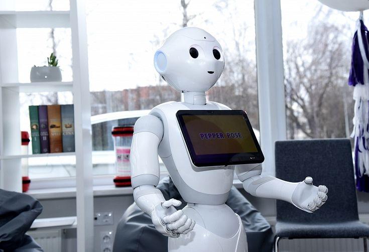 autonoms tirdzniecības robots