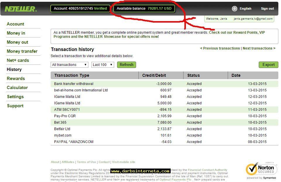 Kā nopelnīt naudu internetā? - baltumantojums.lv