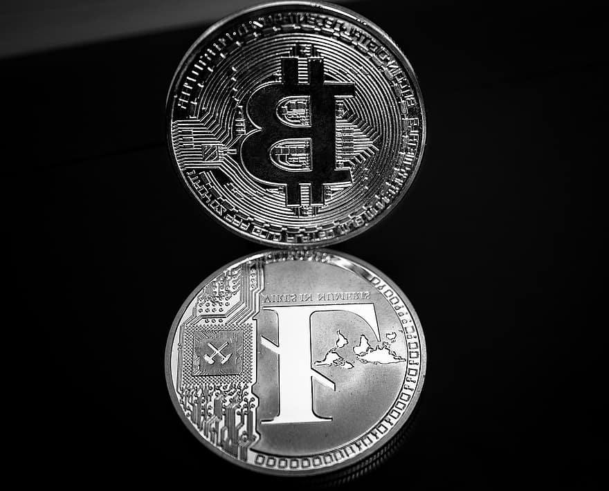 Bitcoin – virtuālā nauda un organizētās noziedzības aizsegs?