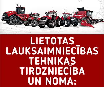"""Valmierā atklāts jauns lauksaimniecības tehnikas veikals """"Agrok"""""""