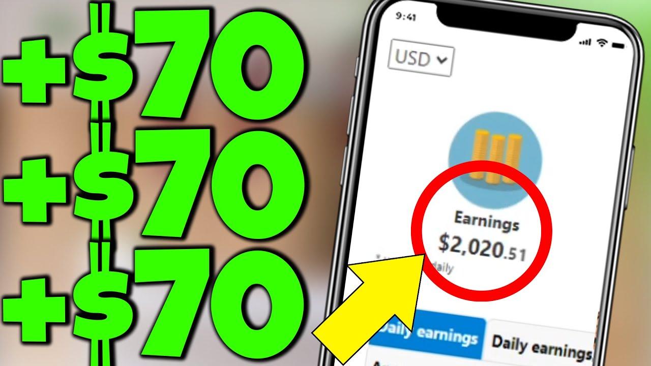 nopelniet naudu Bitcoin 2020
