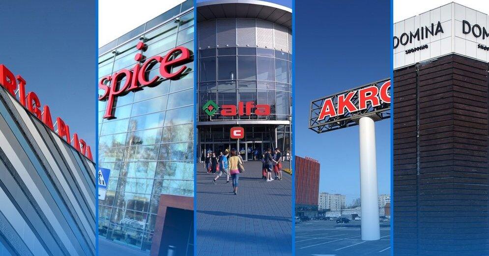 vispopulārākais tirdzniecības centrs)