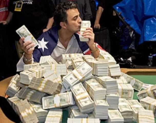 jūs nevarat kļūt bagāts bez papildu ienākumiem
