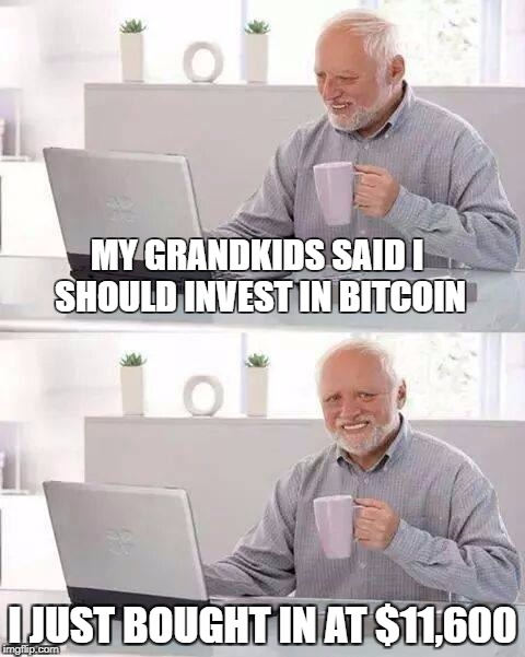 12 Awesome Bitcoin Memes