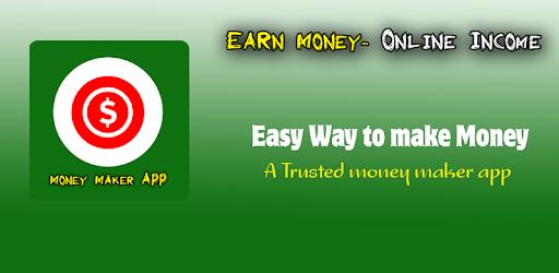 Papildu ienākumi tiešsaistē, 1. pievērsiet uzmanību dažādām aplikācijām, kuras maksā
