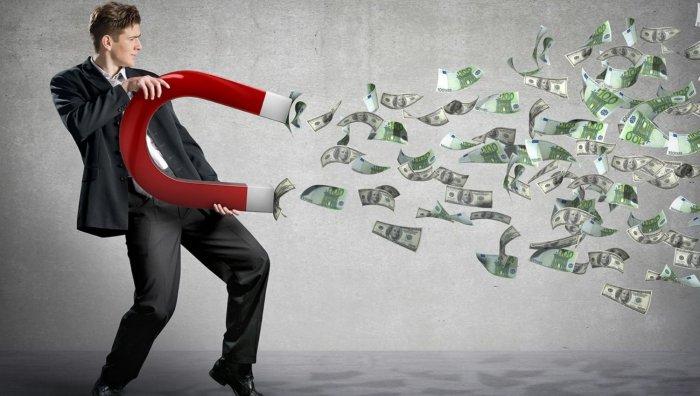 kas traucē nopelnīt lielu naudu