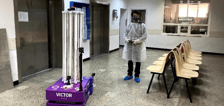 autonoms tirdzniecības robots)