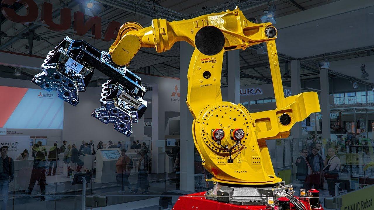 binārie roboti reāli)