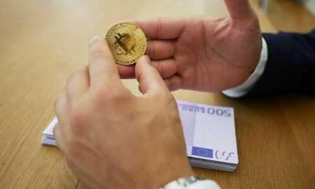 depozīts bitkoinos caur