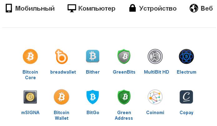 aparatūras bitcoin maku
