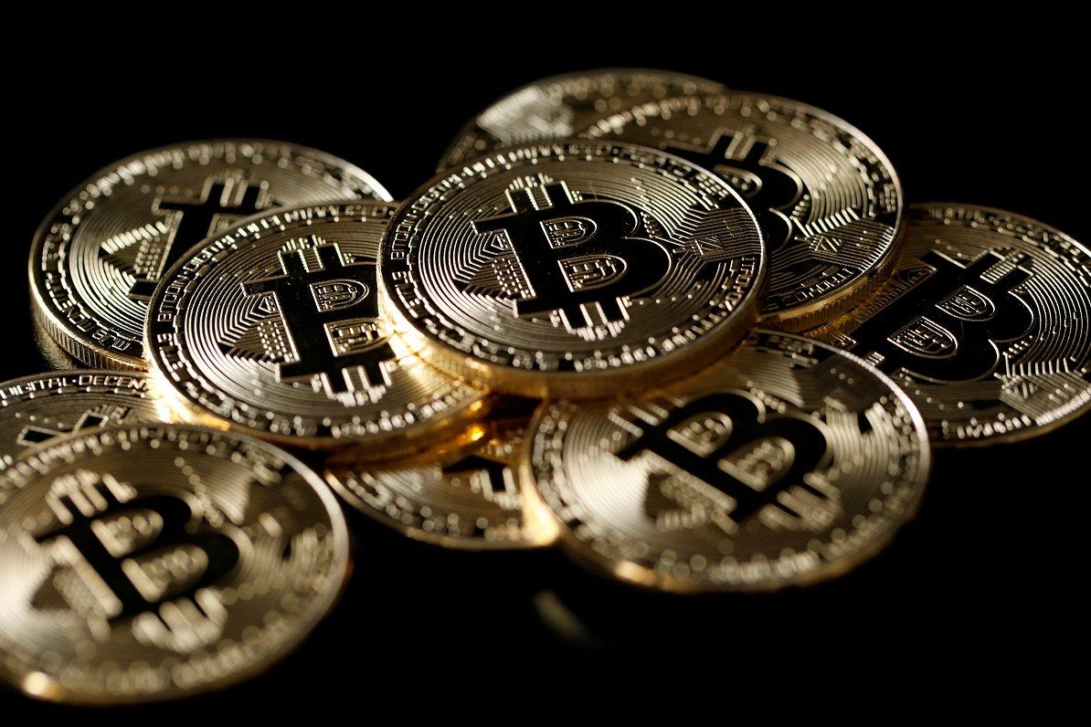 liela peļņa no bitkoiniem